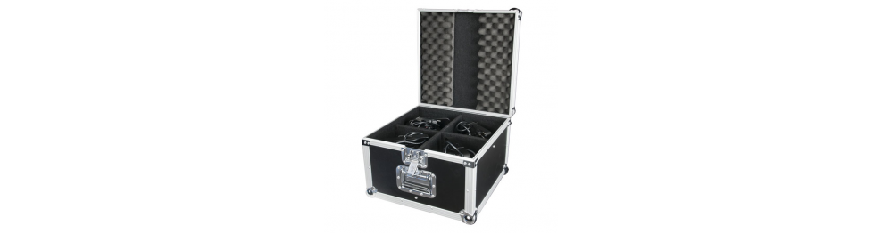 Static Light Flightcases